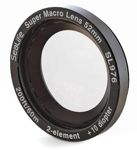 Sealife DC2000 Camera met gratis super macro lens-3