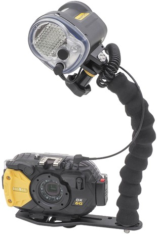 Sea & Sea DX-6G camera Adventure set