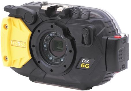 Sea & Sea DX-6G Onderwatercamera