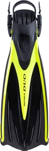 Tusa SF0102 geel (42-46) Imprex Duo duikvinnen