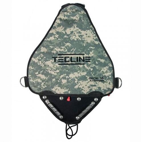 Tecline Side-16 Avenger Camo Sidemount Set