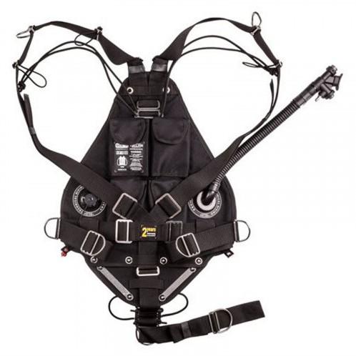 Tecline Side-16 Avenger Transilvania Sidemount Set