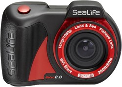 Sealife Micro 2.0 WiFi 32GB Onderwater camera
