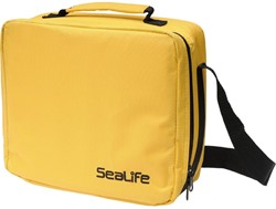 Sealife Soft travel case for flash (yellow)