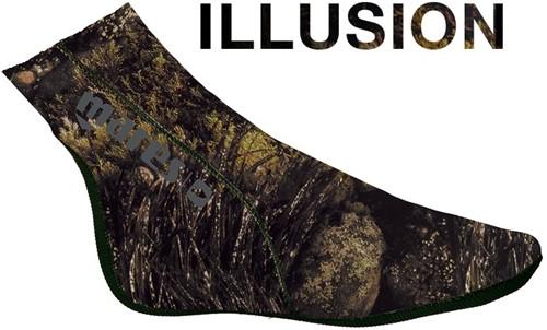 Mares Sock Illusion 30 L  Cm