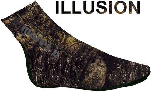 Mares Sock Illusion 30 Xl Cm