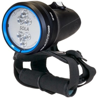 Light & Motion Sola Dive 1200 S Eu duiklamp