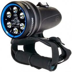 Light & Motion Sola Dive 1200 S/F Eu