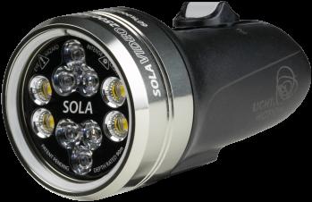 Light & Motion Sola Video 2500 Spot/Flood Videolamp