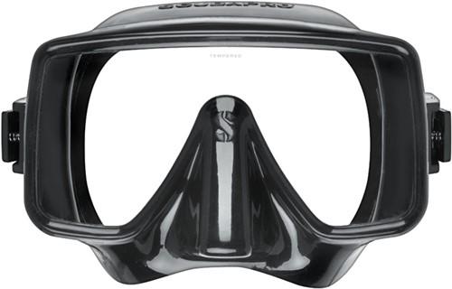 Scubapro Frameless Mask - The Original, Black