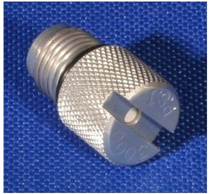 Spare Air Pin Style Drukmeter Assembly (#9A)