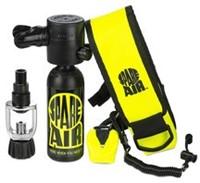 Spare Air kit 170 YEL, incl.: SA973, SA961, SA910S