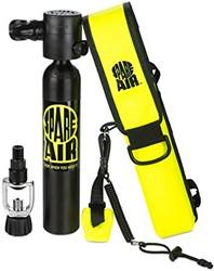 Spare Air CE kit 300 Black (met manometer)