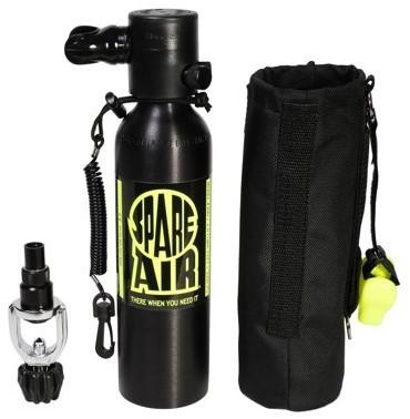 Spare Air kit 600 Black (incl. Standard Pressure Indicator)