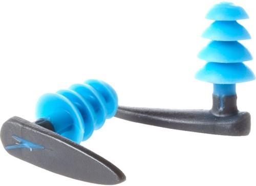 Speedo Biofuse Aquat Grijs-Blauw Oordoppen