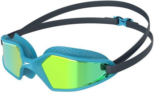 Speedo Junior Hydropulse Mirror / Donkerblauw Zwembril