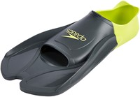 Speedo Training Fin Gre Grey/Lime-3