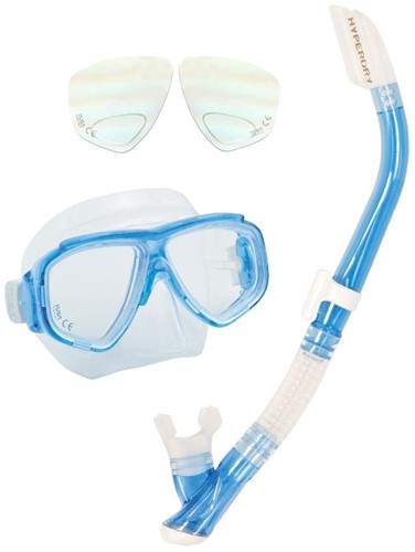 Tusa Splendive Snorkelling Set With Reading Lenses