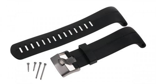 Suunto DX Silver/D9TX Elastomer Strap Kit