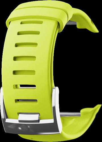 Suunto D4i NOVO Lime silicone strap replacement kit