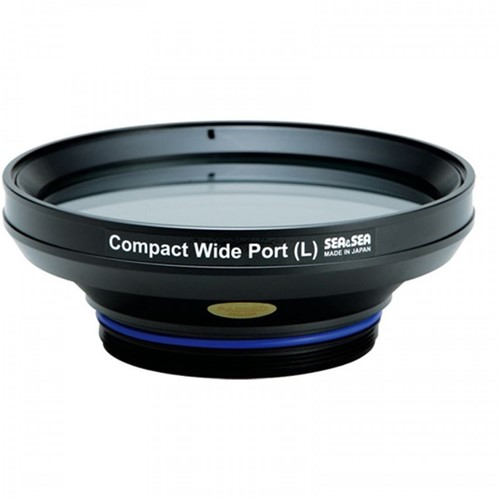 Sea & Sea Compact Wide Port (L)