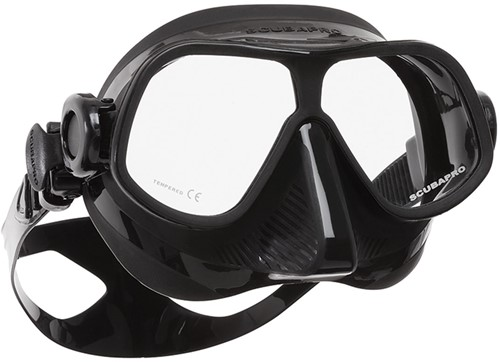 Scubapro Steel Comp Mask, Black