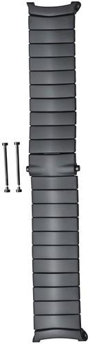 Suunto DX Zwart Titanium Bracelet Kit