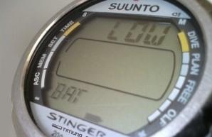 Battery change Suunto Vyper Novo - Zoop Novo