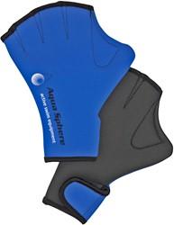 Aquasphere Swim Glove Blue L