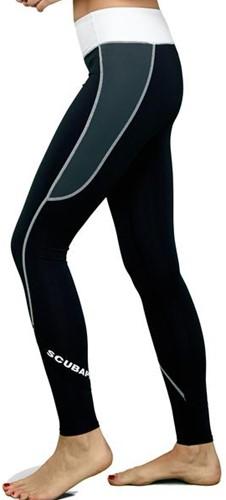 Scubapro Rashguard Legging Graph Vrouw UPF80