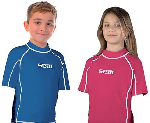 Seac Rash Guard T-Sun Short