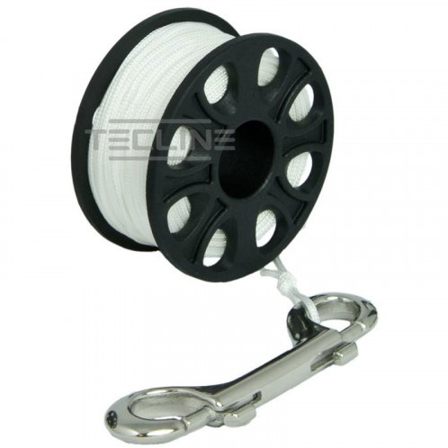 Tecline Spool with SS 100 mm snap