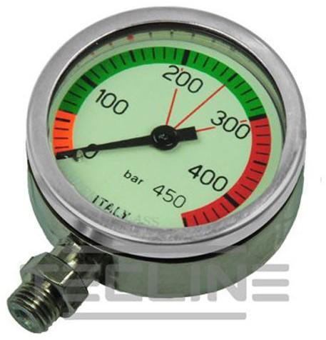 Tecline Nitrox Manometer Module 300Bar Ø52mm