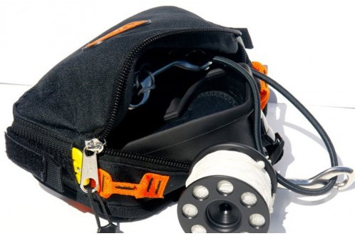 Tecline Sidemount Back Pocket