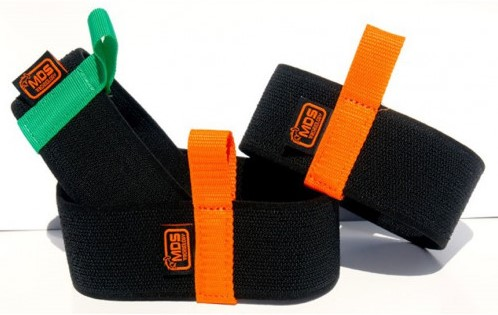 Tecline Elastic Band For Stage 5,7L (S040) - Orange
