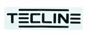 Tecline Sticker for tank 'Tecline´