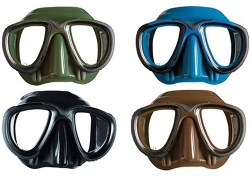 Mares Mask Tana Bxgn Bk-2