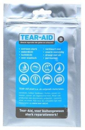 Mcnett Tear-Aid Reparatie Set Silver Type B