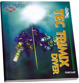 PADI Manual - Tec Trimix Diver (Portuguese)