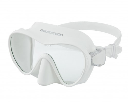 TecLine Frameless View mask, white