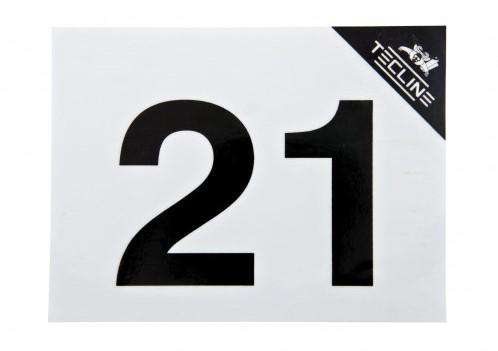 Tecline Sticker MOD21 - 16x12cm