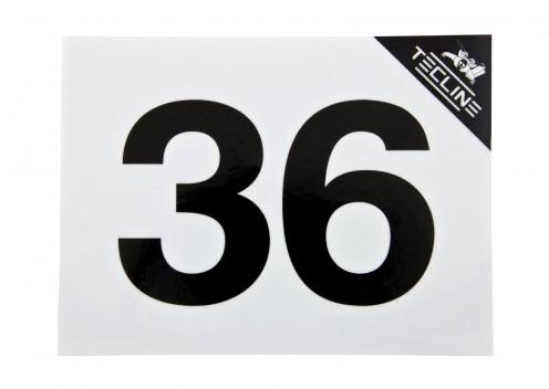 Tecline Sticker MOD36 - 16x12cm