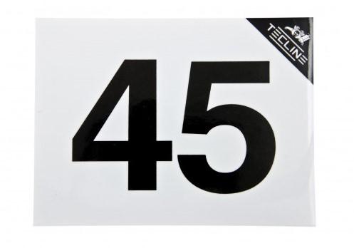 Tecline Sticker MOD45 - 16x12cm