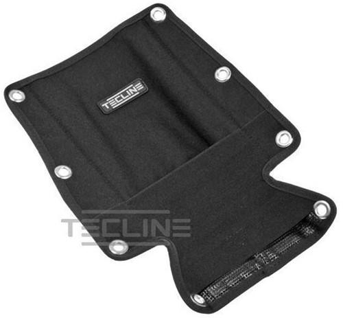 Tecline Backplate Padding Met Boeipocket (Zonder Hardware)