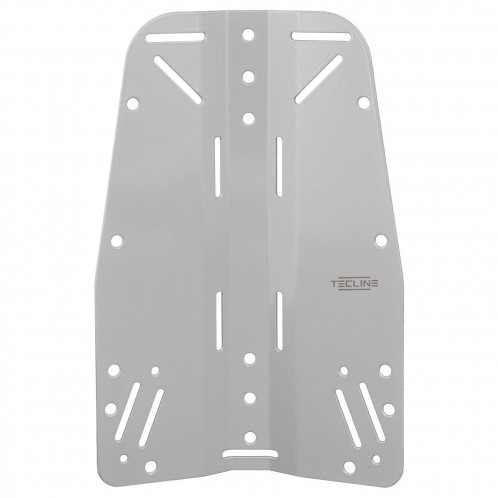 Tecline Standaard Backplate Staal 3mm (2,0kg)