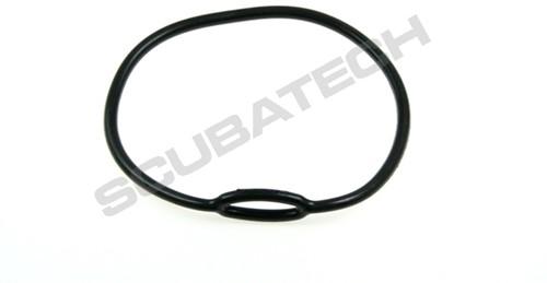 Tecline Bungee for II-st L (72 cm), black