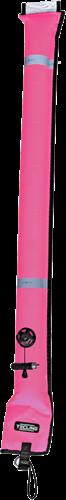 Tecline Boei 11 / 117cm Met Orale Inflator, Ontluchtingsventiel en D-Ring Roze
