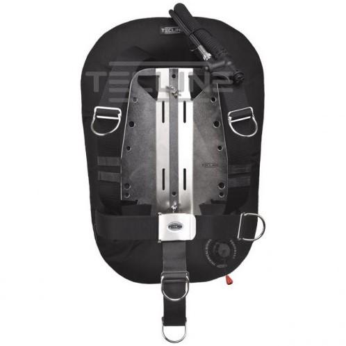 Tecline Donut 15 with DIR harness, built in mono adaptor, tank belts & BP