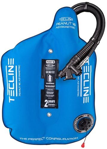 Tecline Bladder Peanut 16 Blauw (35lbs / 16kg)