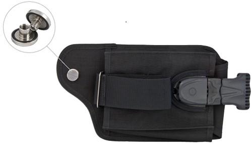 Tecline QR weight pocket, right - TecLine